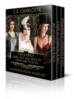 Love and Pursuit:Three Jazz Age Tales of Crime and Passion