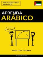 Aprenda Arábico