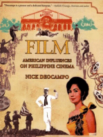Film: American Influences on Philippine Cinema