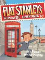 Flat Stanley's Worldwide Adventures #14