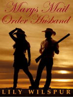 Mary's Mail Order Husband