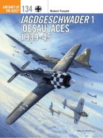 Jagdgeschwader 1 'Oesau' Aces 1939-45