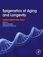 Epigenetics of Aging and Longevity