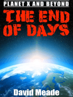 The End of Days â Planet X and Beyond
