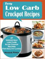 Tasty Low-carb Crockpot Recipes