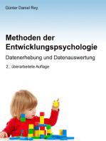 Methoden der Entwicklungspsychologie