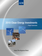 2010 Clean Energy Investments