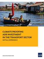 Climate Proofing ADB Investment in the Transport Sector