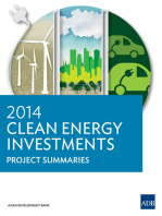 2014 Clean Energy Investments