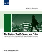 The State of Pacific Towns and Cities