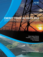 Energy Trade in South Asia