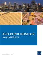 Asia Bond Monitor: November 2015