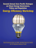 Second Annual Asia–Pacific Dialogue on Clean Energy Governance, Policy and Regulation