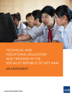 Technical and Vocational Education and Training in Viet Nam