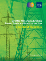 Greater Mekong Subregion Power Trade and Interconnection