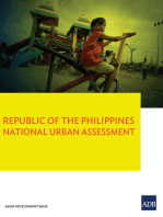 Republic of the Philippines National Urban Assessment