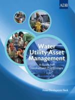 Water Utility Asset Management