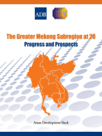 The Greater Mekong Subregion at 20