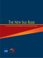 The New Silk Road: Ten Years of the Central Asia Regional Economic Cooperation Program