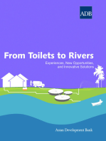 From Toilets to Rivers