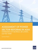 Assessment of Power Sector Reforms in Asia