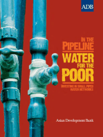 In the Pipeline: Water for the Poor: Investing in Small Piped Water Networks