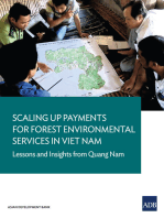 Scaling Up Payments for Forest Environmental Services in Viet Nam
