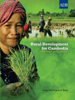 Rural Development for Cambodia: Key Issues and Constraints