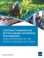 Contract Farming for Better Farmer-Enterprise Partnerships