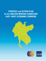 Strategy and Action Plan for the Greater Mekong Subregion East-West Economic Corridor