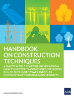 Handbook on Construction Techniques