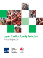 Japan Fund for Poverty Reduction