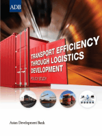 Transport Efficiency through Logistics Development