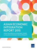 Asian Economic Integration Report 2015: How Can Special Economic Zones Catalyze Economic Development?