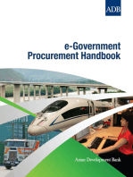 e-Government Procurement Handbook