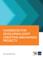 Handbook for Developing Joint Crediting Mechanism Projects