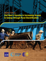 Viet Nam's Success in Increasing Access to Energy through Rural Electrification
