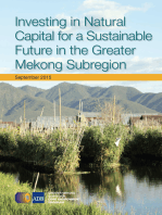 Investing in Natural Capital for a Sustainable Future in the Greater Mekong Subregion