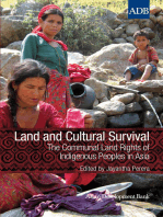 Land and Cultural Survival