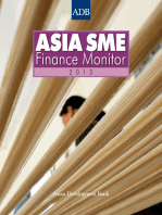 Asia Small and Medium-sized Enterprise (SME) Finance Monitor 2013