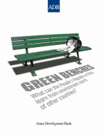 Green Benches