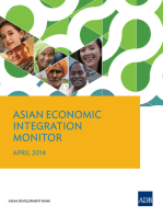 Asian Economic Integration Monitor