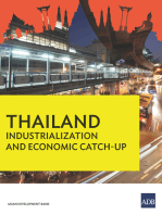 Thailand: Industrialization and Economic Catch-Up