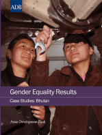 Gender Equality Results Case Studies