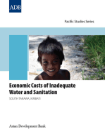 Economic Costs of Inadequate Water and Sanitation