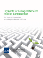 Payments for Ecological Services and Eco-Compensation