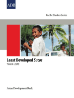 Least Developed Sucos