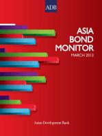 Asia Bond Monitor: March 2013