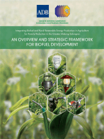 Integrating Biofuel and Rural Renewable Energy Production in Agriculture for Poverty Reduction in the Greater Mekong Subregion