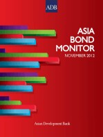 Asia Bond Monitor: November 2012
